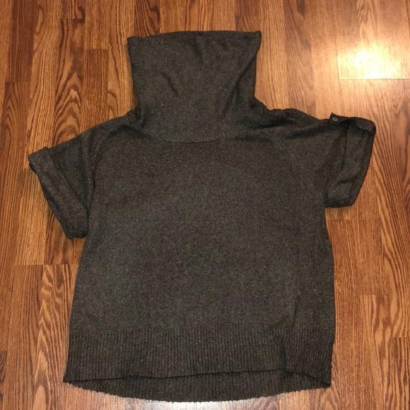 Fenn Wright Manson Sweaters - Brown, short sleeve sweatshirt